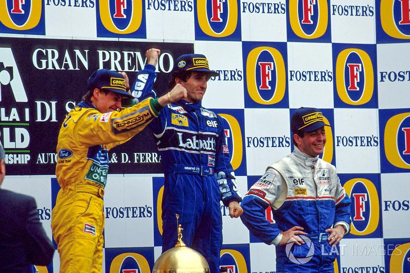 GP de San Marino 1993
