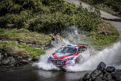 Pierre Louis Loubet, Vincent Landais, BRC Racing Team, Hyundai i20 R5