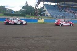 AlvIn Bahar, Honda Racing Indonesia, Demas Agil, Toyota Team Indonesia