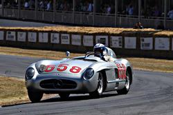 Jochen Mass Mercedesc 300SLR
