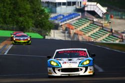 #50 HHC Motorsport Ginetta G55 GT4: Mike Newbould, Will Burns