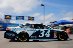 Michael McDowell, Front Row Motorsports, Ford Fusion Starkey Hearing Foundation
