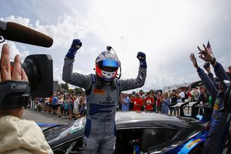 #14 3GT Racing Lexus RCF GT3, GTD - Dominik Baumann, Kyle Marcelli, Winners