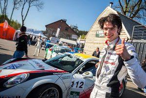 Il vincitore Alessio Rovera, Tsunami RT