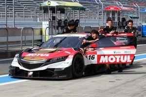 #16 Team Mugen Honda NSX-GT