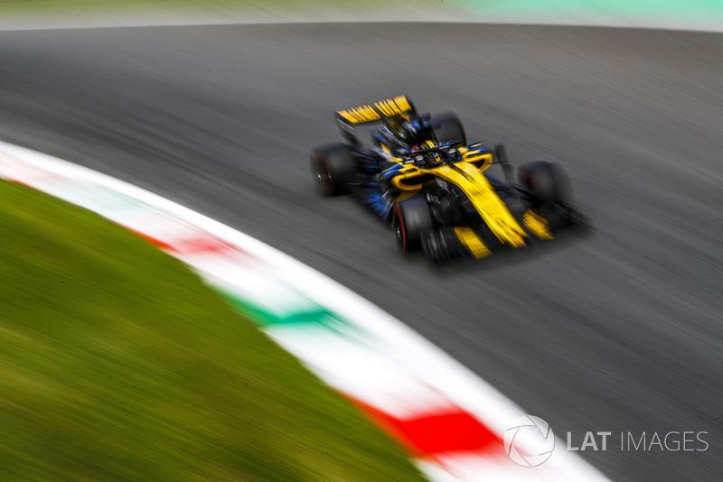 14. Nico Hulkenberg, Renault Sport F1 Team RS 18