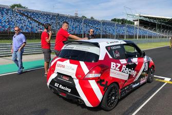 BZ Racing, Hungaroring