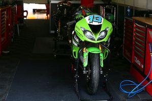 Anthony West, EAB Antwest Racing moto
