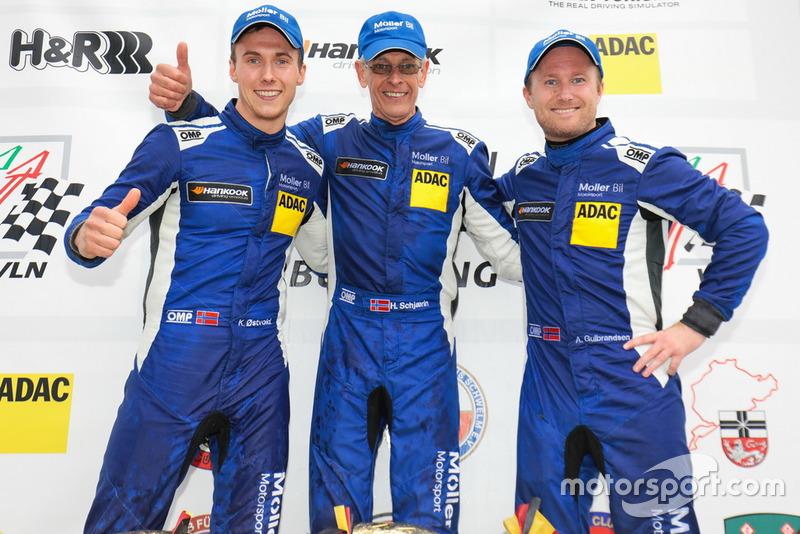 #801 Audi RS3 LMS: Østvold, Kenneth, Håkon Schjærin, Atle Gulbrandsen
