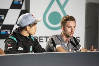 Petronas Yamaha SIC Racing Team, conferenza stampa