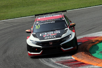 Viktor Davidovski, PSS Racing Team Honda Civic Type R TCR
