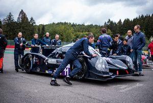 #11 Eurointernational Ligier JS P3 - Nissan: Mattia Drudi, Kay Van Berlo, Giorgio Mondini