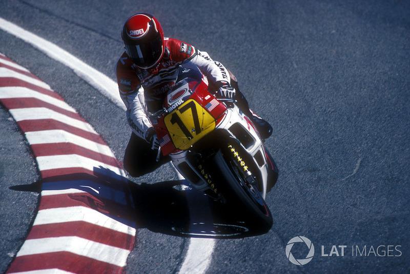 Wayne Rainey, Yamaha