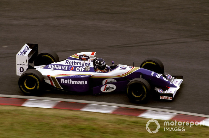 #2: Williams FW16 (1994)