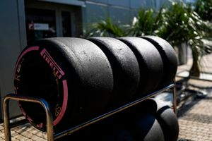 Used Pireli hypersoft tyres