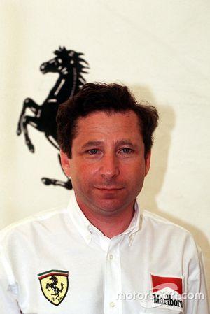 Jean Todt, Ferrari