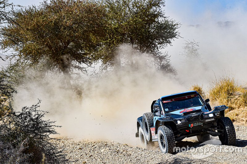 #327 MD Rallye Sport: Pascal Thomasse, Christophe Crespo