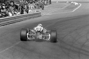 Дэнни Хьюм, Brabham BT24 Repco