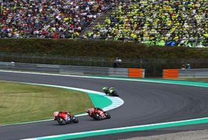 Jack Miller, Pramac Racing, Danilo Petrucci, Ducat Team, Valentino Rossi, Yamaha Factory Racing