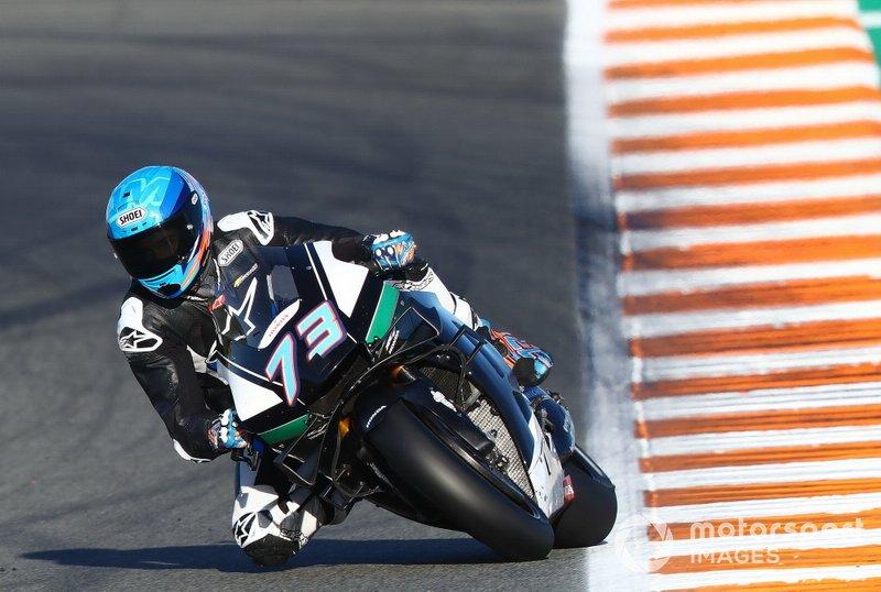7. MotoGP: Alex Marquez to Repsol Honda