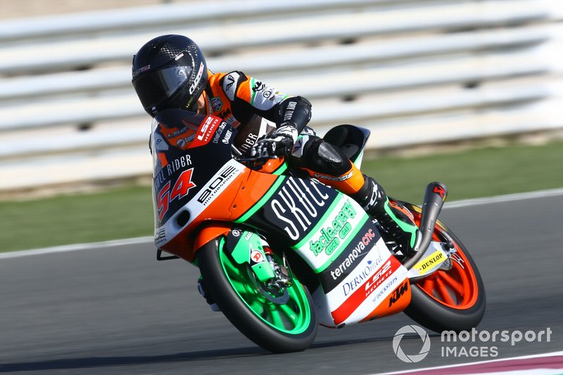 #54 Riccardo Rossi, RBA Racing Team