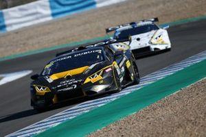 #207 Huracan Super Trofeo Evo, Leipert Motorsport: Massimo Vignali, Brendon Leitch