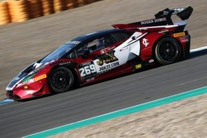 #269 Huracan Super Trofeo Evo, Aylezo Motorsports: Zen Low Suan Chuan, Angelo Negro