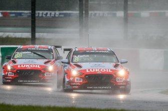 Аугусту Фарфус и Ники Катсбург, BRC Hyundai N LUKOIL Racing Team, Hyundai i30 N TCR