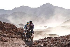 #28 Monster Energy Yamaha Rally Team: Jamie Mccanney