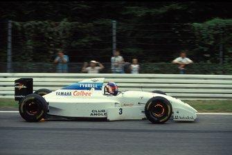 Ukyo Katayama, Tyrrell 022 Yamaha