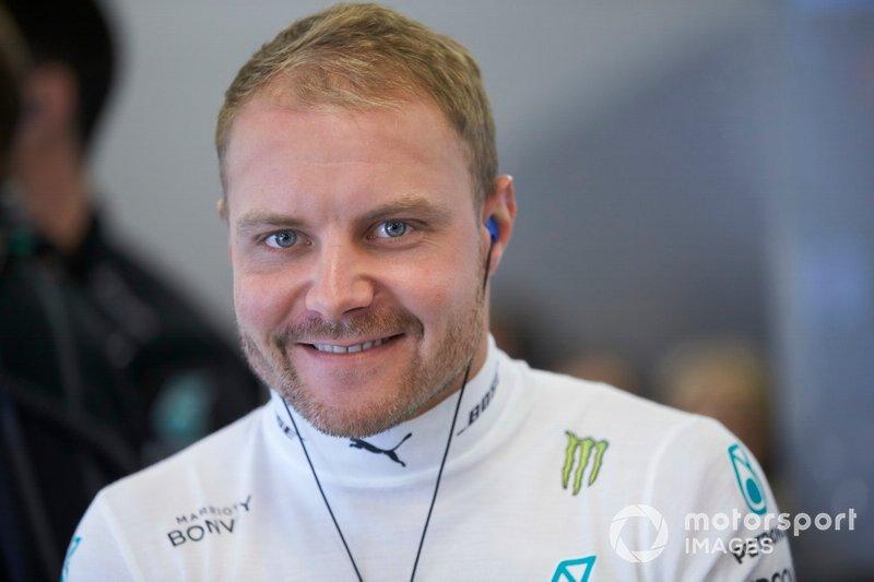 #12 Valtteri Bottas, F1