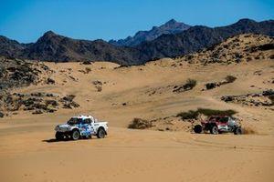 Талаль Эль-Бадр и Али Мирза, TB Motorsports, Can-Am XRS (№451)