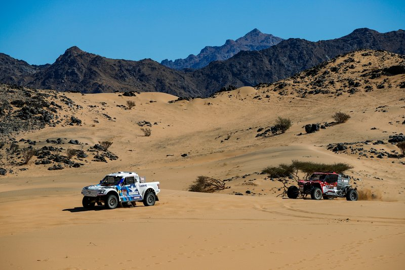 #451 TB Motorsports - Can Am: Talal El Badr, Ali Mirza
