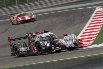 #1 Rebellion Racing Rebellion R-13 - Gibson: Louis Deletraz, Norman Nato