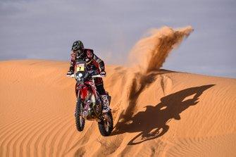 Кевин Бенавидес, Monster Energy Honda Team 2020, Honda CRF 450 Rally (№7)