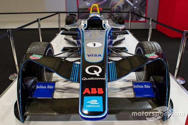 Coche de Fórmula E