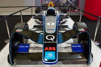 Monoposto di Formula E