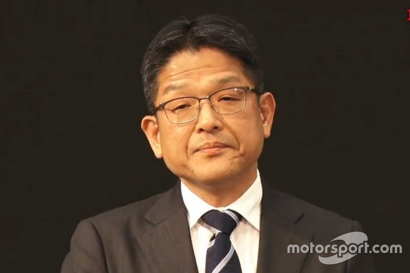 Yoshishige Nomura, Presidente di Honda Racing