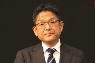 Yoshishige Nomura, President of Honda Racing
