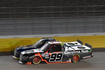 Todd Gilliland, Front Row Motorsports, Ford F-150 Black's Tire, Ben Rhodes, ThorSport Racing, Ford F-150