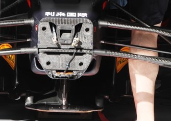 Red Bull Racing RB16 low wishbone