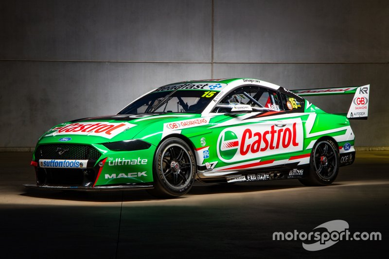 Rick Kelly, #15 Kelly Racing Ford Mustang