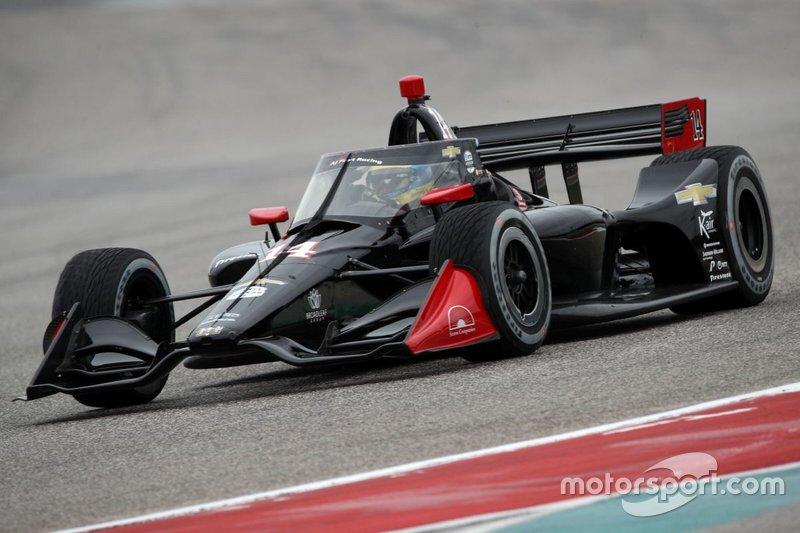 #14: Sebastien Bourdais, A.J. Foyt Racing, Chevrolet *