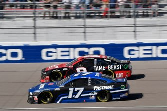 Chris Buescher, Roush Fenway Racing, Ford Mustang Fastenal, Tyler Reddick, Richard Childress Racing, Chevrolet TAME The BEAST