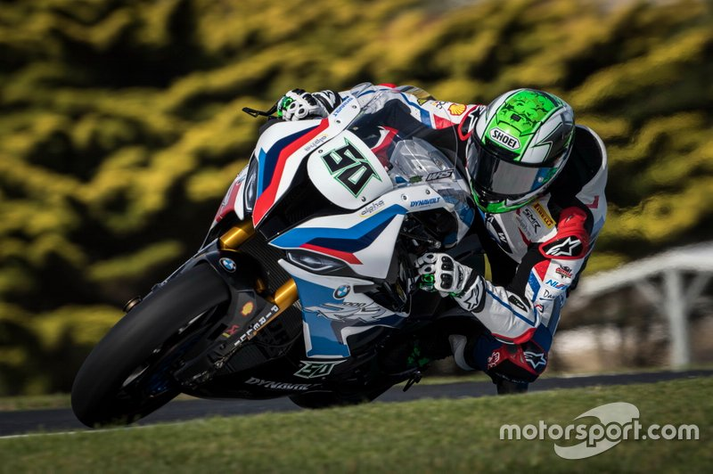 #50 Eugene Laverty, BMW Motorrad WorldSBK Team