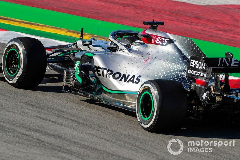 2020: Mercedes AMG W11
