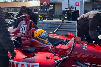 Rinus van Kalmthout, Rinus Veekay, Ed Carpenter Racing