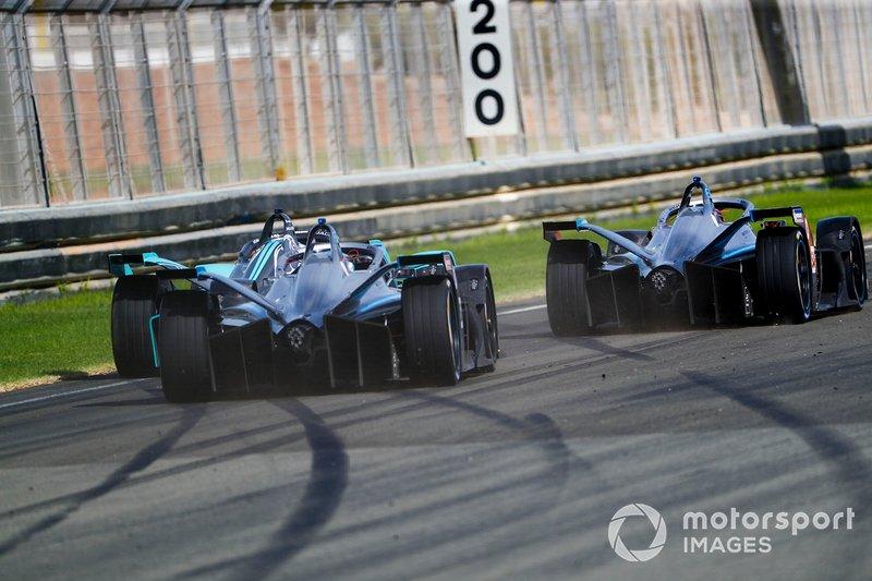 Stoffel Vandoorne, Mercedes Benz EQ Formula, EQ Silver Arrow 01 James Calado, Jaguar Racing, Jaguar I-Type 4, Nyck de Vries, Mercedes Benz EQ, EQ Silver Arrow 01