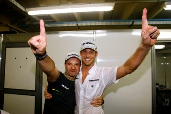Jenson Button, Brawn GP, Rubens Barrichello, Brawn GP