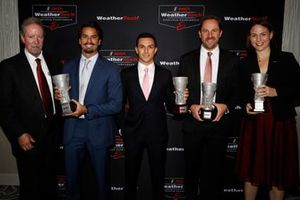 #31 Whelen Engineering Racing Cadillac DPi: Felipe Nasr, Pipo Derani, Eric Curran, mit Sonny Whelen